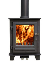 Clock Blithfield 5 and Compact 5 Stoves