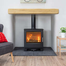 Mendip Woodland Stove and Convector stove