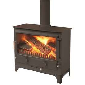 Merlin Widescreen stove