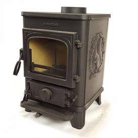 Morso Squirrel Cleanheat stove