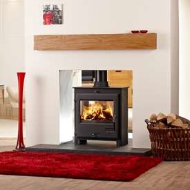OER Multifuel Double Sided 6.4 kW stove