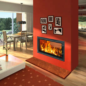 Woodfire RH 21 DS Panorama