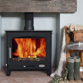 Woolly Mammoth 7 Stove Defra