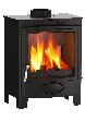 Aarrow Ecoburn plus 7 multifuel stove