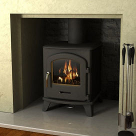 Broseley Serrano 3 woodburning stove