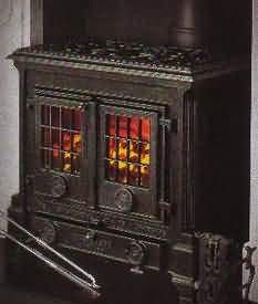 Coalbrookdale Darby stove