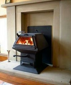 Dowling Hybrid stove