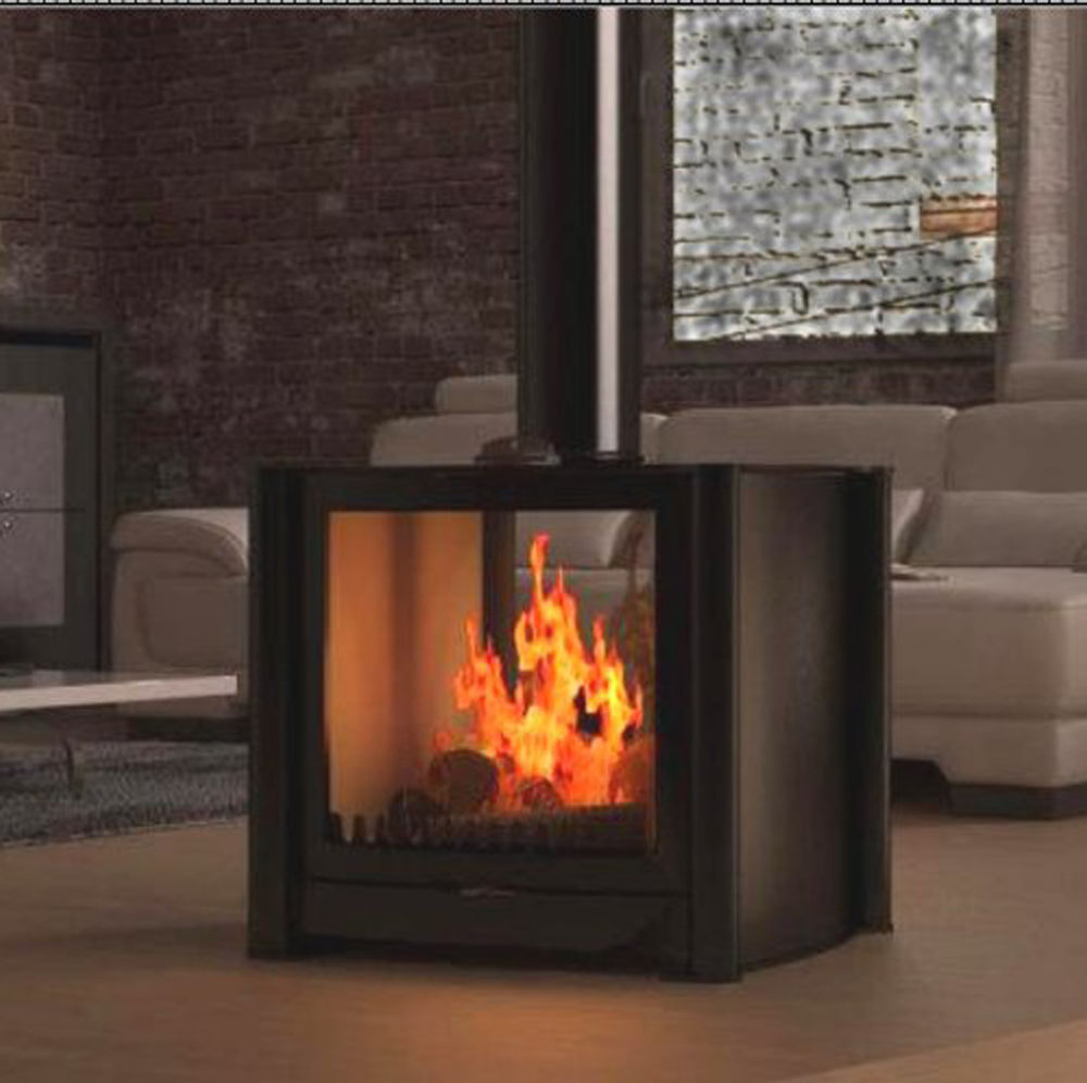 Firebelly Fb3 Double Sided Stove Reviews Uk