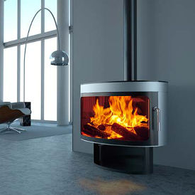 Futurefire panoramic FX1 stove