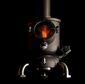 Hotpod Unlimited stove