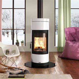 La Nordica Fortuna doublesided stove