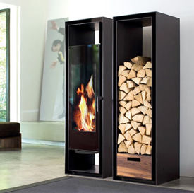 Skantherm gate stove