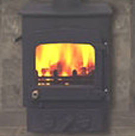 Woodwarm Fireview 4.5 stove
