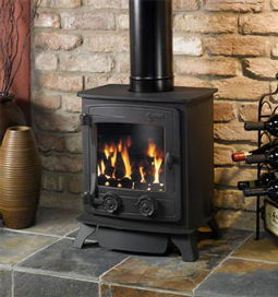 Yeoman Exmouth stove